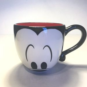 Mikey mouse Disney parks signature coffee mug